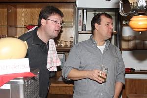 Michel und Trecker