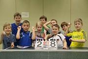 Mini-Meisterschaft 2018 - Gruppenbild