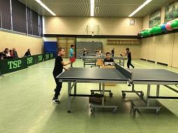 Mini-Meisterschaften in vollem Gang©TTC Haßbergen
