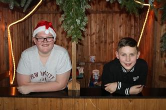 Weihnachtsbrunch 2018 - Crep Bäcker